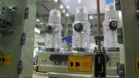 De elektroisolatiemodule stock video