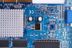 De elektronika van de computer Royalty-vrije Stock Foto