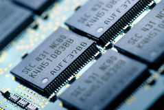 De elektronikatechnologie royalty-vrije stock foto