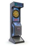 De elektronische arcade werpt machine Stock Afbeelding