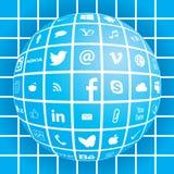 De elementen & seo van het Web Stock Fotografie