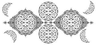 De elementen van het ontwerp. Royalty-vrije Stock Afbeelding