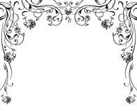 De elementen van het ontwerp Royalty-vrije Illustratie