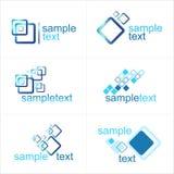 De elementen van het ontwerp Stock Fotografie