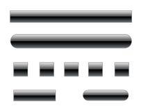 De Elementen van het Web van de Stijl van het uitzicht [01] vector illustratie