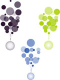 De elementen van Infographic Royalty-vrije Stock Afbeelding