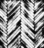 De elementen van de parketvloer in traditioneel net, zij aan zij, remastered, in zwarte Stock Foto's
