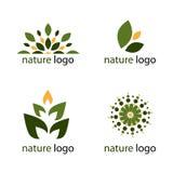 De emblemen van de aard Royalty-vrije Stock Foto