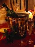 De emmer van de wijn Royalty-vrije Stock Fotografie