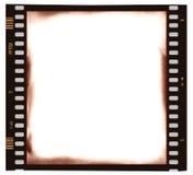 De emulsieframe van de film Stock Foto's