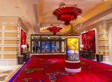 De Encorehotel van Las Vegas Royalty-vrije Stock Foto