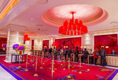 De Encorehotel van Las Vegas Royalty-vrije Stock Fotografie