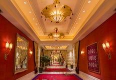 De Encorehotel van Las Vegas Royalty-vrije Stock Foto's