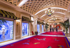 De Encorehotel van Las Vegas Royalty-vrije Stock Afbeeldingen