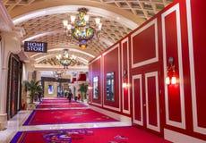 De Encorehotel van Las Vegas Stock Foto