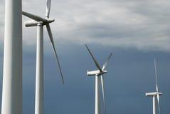 De energie van de wind #1 Royalty-vrije Stock Afbeelding
