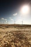 De energie van de woestijn Royalty-vrije Stock Afbeeldingen