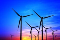 De Energie van Eco royalty-vrije stock afbeelding