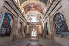 10 de enero de 2017 Cabañas culturales de Instituto, Guadalajara, México Imágenes de archivo libres de regalías