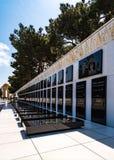 20 de enero tragedia en Baku Shehidlar Xiyabani Imagen de archivo libre de regalías