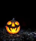 De enge achtergrond van Halloween Stock Foto's