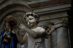 De Engel Stock Afbeeldingen