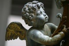 De Engel van de baby royalty-vrije stock foto