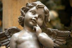 De engel van de cherubijn Royalty-vrije Stock Foto's