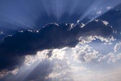 De Engel van de hemel. Stock Afbeeldingen