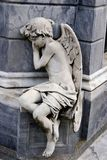 De Engel van de slaap Stock Fotografie