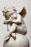 De engel van de slaap Royalty-vrije Stock Foto's