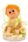 De engel van Doll Royalty-vrije Stock Foto's