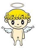 De engel van het beeldverhaal Royalty-vrije Stock Fotografie