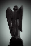 De Engel van het kerkhof Royalty-vrije Stock Fotografie