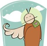 De Engel van het pathos Royalty-vrije Stock Afbeelding