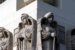 De engelen van de steen #4 Stock Afbeeldingen