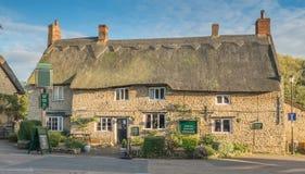De Engelse Bar van het Land Royalty-vrije Stock Afbeeldingen