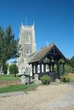 De Engelse Kerk van de Parochie Stock Afbeelding