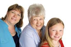 De enkel Meisjes Royalty-vrije Stock Fotografie