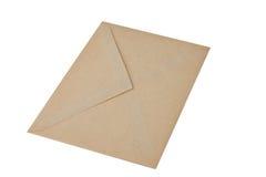 De envelop van het document Stock Foto's