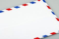 De envelop van het luchtpost Stock Foto's