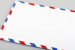 De envelop van het luchtpost Royalty-vrije Stock Afbeelding