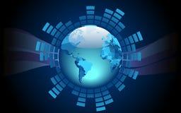 De equaliser van de aarde Royalty-vrije Stock Afbeelding