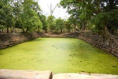 De Era van de tempelangkor van Prasatthom prang Stock Foto's