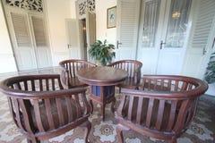 De Erfenis Historische Gebouwen van Keratonsurakarta Royalty-vrije Stock Foto