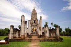 De Erfenis van de Wereld van Sukhothai Royalty-vrije Stock Afbeeldingen