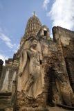 De Erfenis van de Wereld van Sukhothai royalty-vrije stock afbeelding