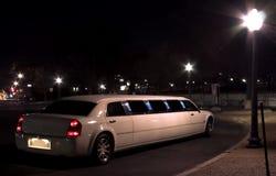 De escorte van de nacht Royalty-vrije Stock Afbeeldingen