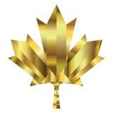 De esdoornblad van Canada Royalty-vrije Stock Afbeelding