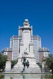de espana plaza Royaltyfri Bild